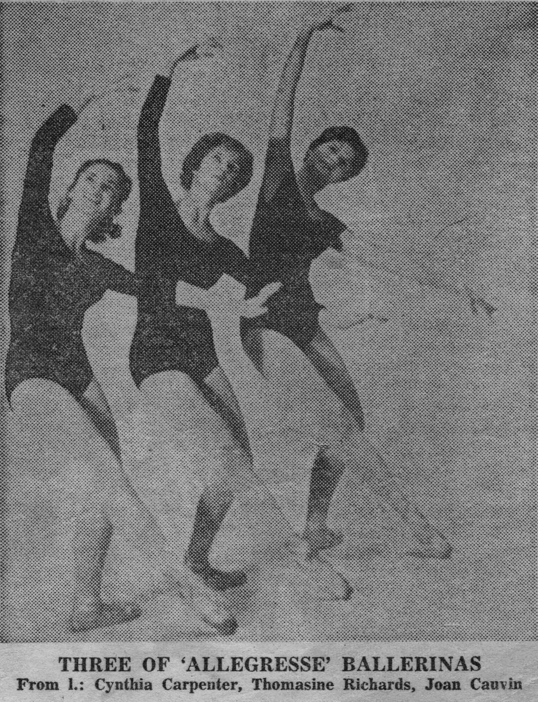 Joan, Cynthia ~ 1963