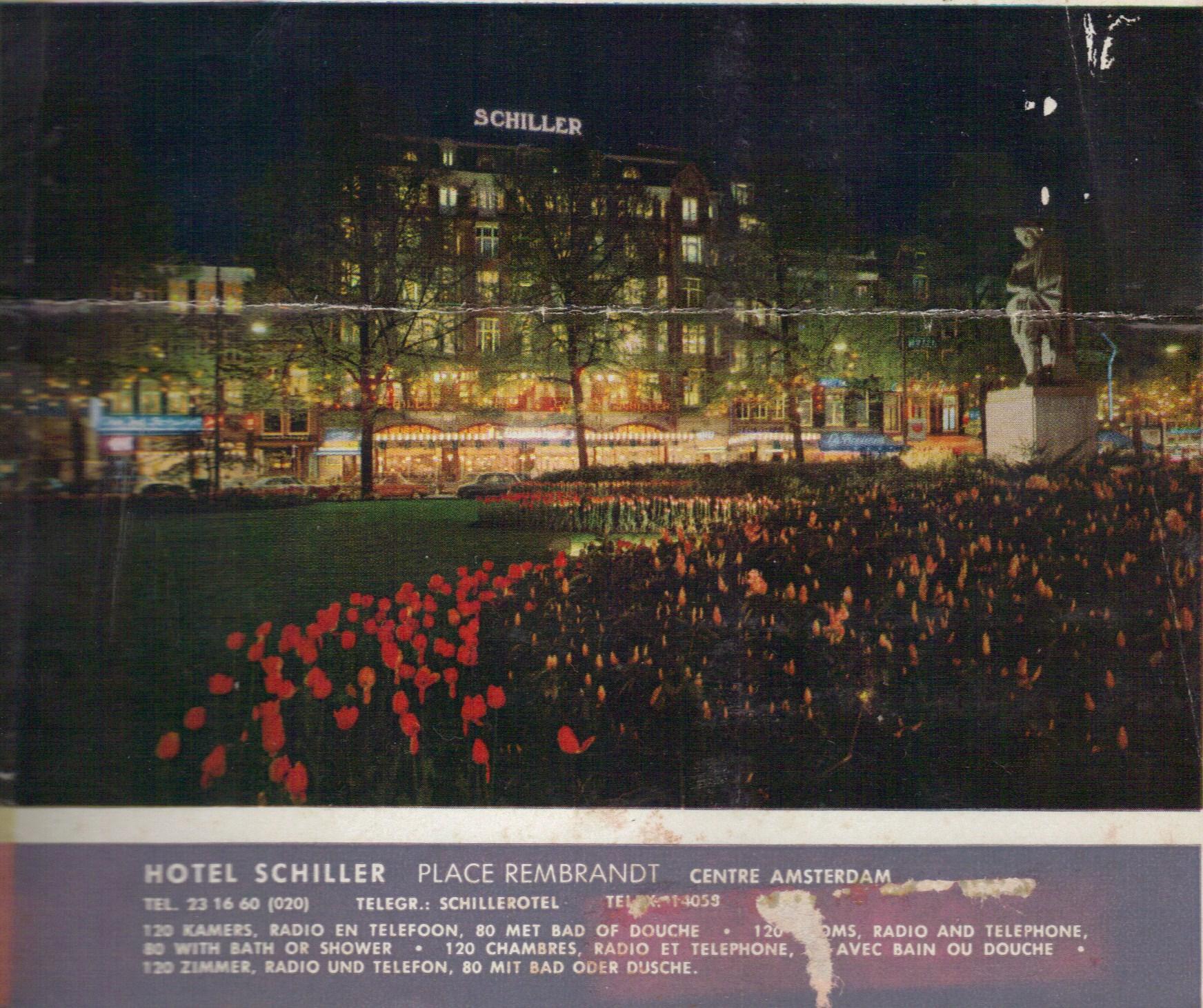 Hotel Schiller - Amsterdam