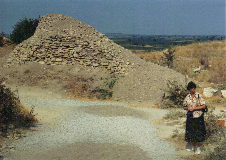 Joan in Troy 1991 1st