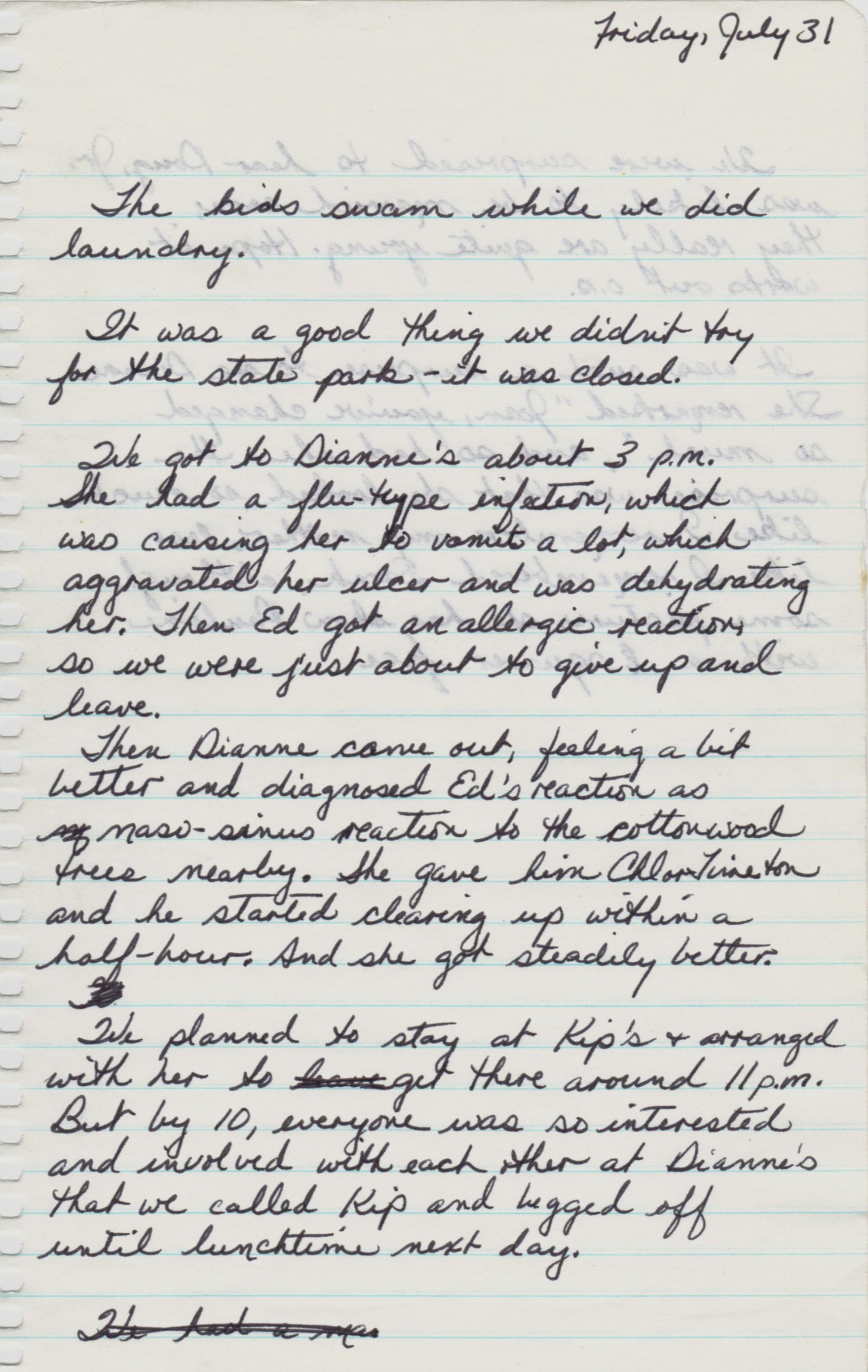 July 31, 1981