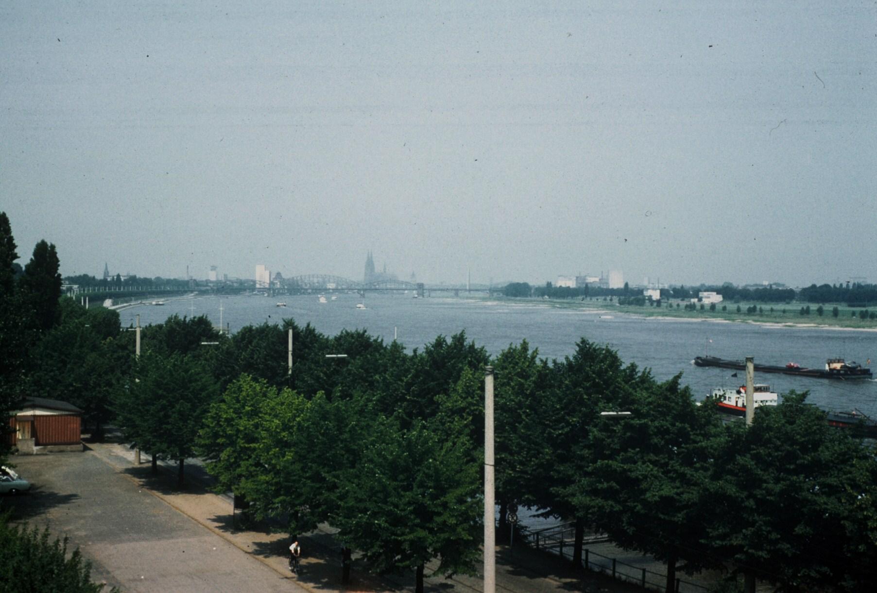 Rhine River - Cologne 2